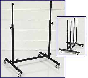 Powder Coat Lead Stand