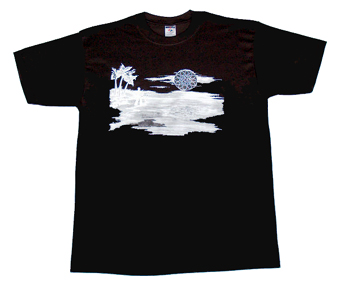 PanScape T-Shirt-(Black)