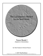 """The Contemporary Method for the Steel Drum"""