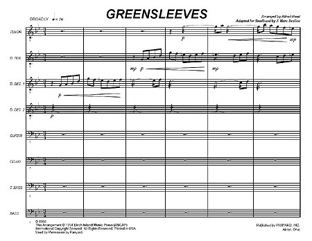 """Greensleeves"""