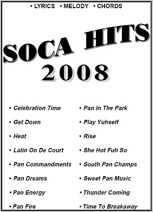 """2008""-Soca Hits Entire Book"